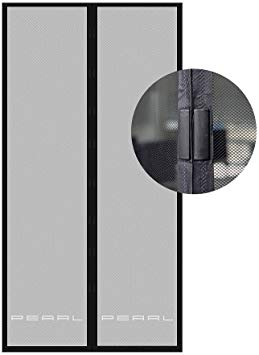 Pearl Selbstschließendes Fliegennetz für Türen