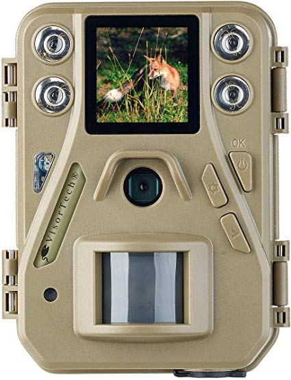 VisorTech HD-Mini-Wildkamera